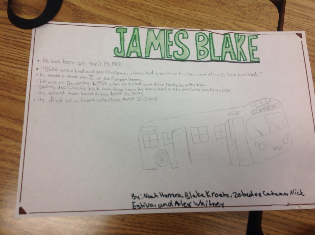 rosa parks my story nick grade 6 picture